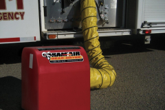dryer for pumper trucks water ports