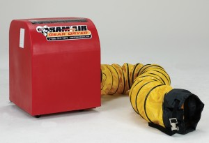 Removeable Blower with Hose